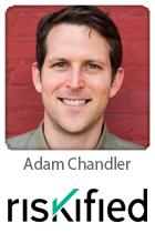 Speaker Adam Chandler Riskified